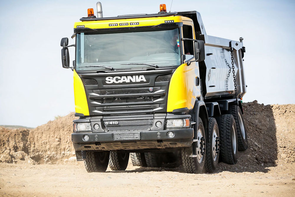 Scania Serie G Off Road